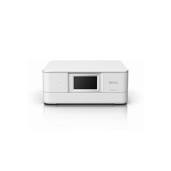 【送料無料】EPSON EP-881AW ホワイト Colorio(カラリオ) [インクジェット複合機(A4カラープリント対応・コピー/スキャナ)]