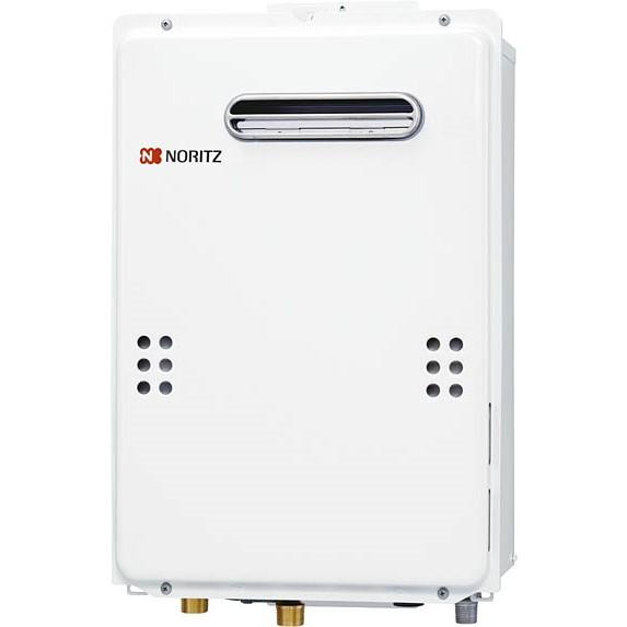 【送料無料】NORITZ GQ-1639WS-1-LP [ガス給湯器(プロパンガス用・給湯専用・16号・屋外壁掛形・オートストップ)]