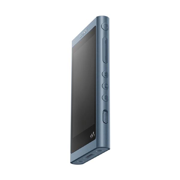 【送料無料】SONY NW-A57-L ムーンリットブルー Walkman(ウォークマン) A50シリーズ [ハイレゾ音源対応 ポータブルオーディオプレーヤー (64GB)]