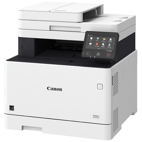 【送料無料】CANON MF731CDWS Satera [A4カラーレーザー複合機(コピー/スキャナ)]