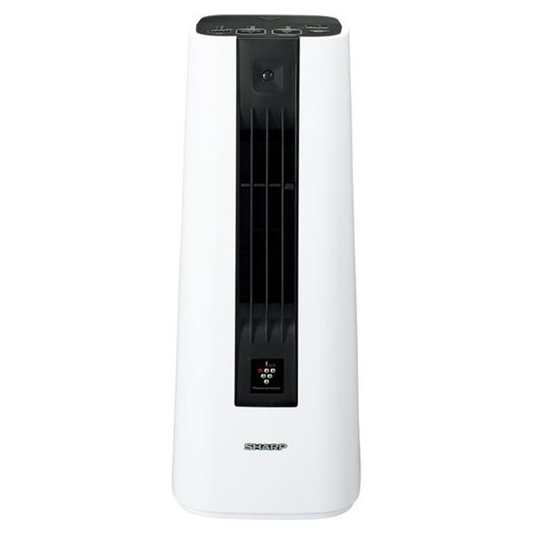 SHARP HX-HS1-W ホワイト系 [セラミックヒーター (木造6畳 / コンクリート8畳)]