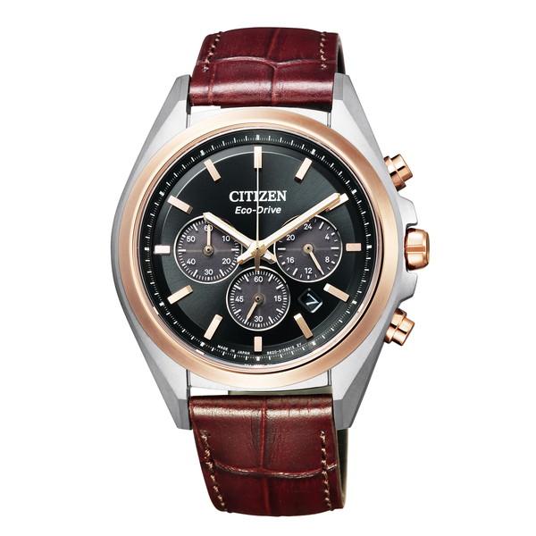 【送料無料】CITIZEN(シチズン) CA4395-01E ATTESA(アテッサ) クロノグラフ [エコ・ドライブ腕時計(メンズ)]