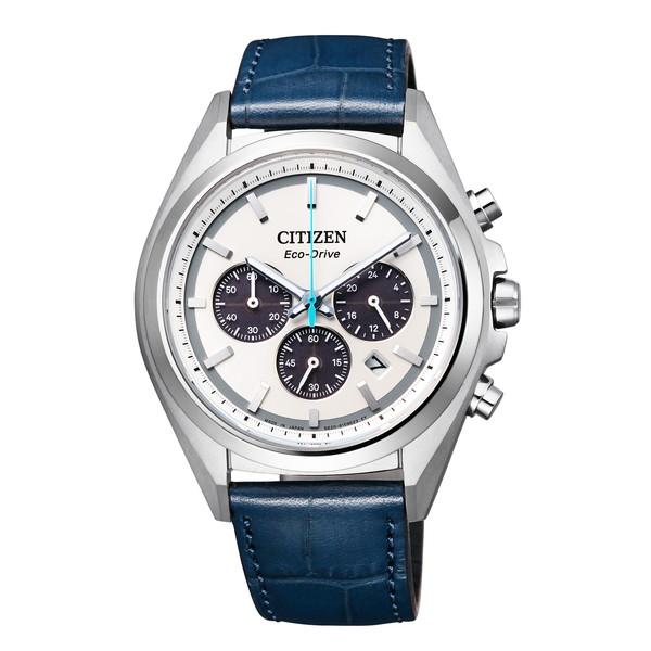 【送料無料】CITIZEN(シチズン) CA4390-04H ATTESA(アテッサ) クロノグラフ [エコ・ドライブ腕時計(メンズ)]