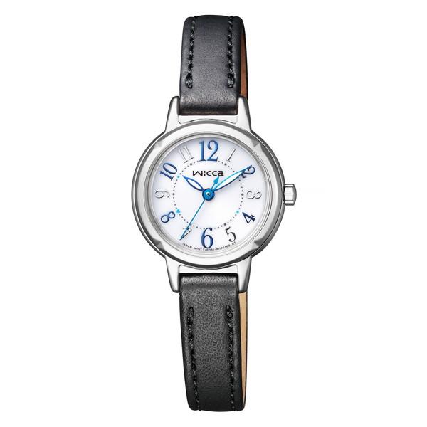 CITIZEN(シチズン) KP3-619-12 wicca(ウィッカ) [ソーラーテック腕時計(レディース)]