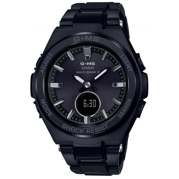 【送料無料】CASIO(カシオ) MSG-W200CG-1AJF Baby-G G-MS [ソーラー電波腕時計 (レディースウォッチ)]