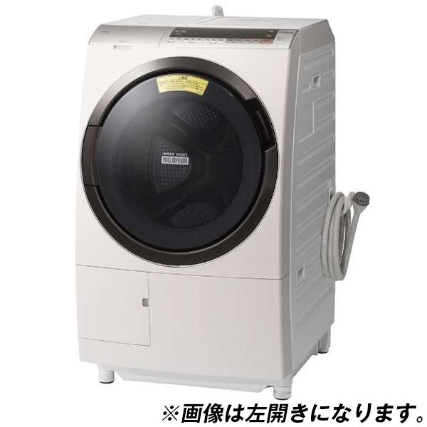 【送料無料】日立 BD-SX110CR ロゼシャンパン ヒートリサイクル 風アイロン ビッグドラム [ななめ型ドラム式洗濯乾燥機 (洗濯11.0kg/乾燥6.0kg) 右開き] 【代引き・後払い決済不可】【離島配送不可】