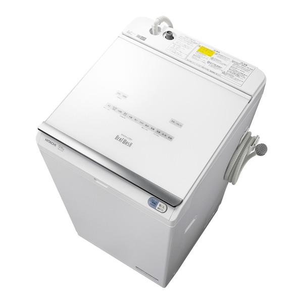 【送料無料】日立 BW-DX120C ホワイト ビートウォッシュ [簡易乾燥機能付洗濯機(12.0kg)]