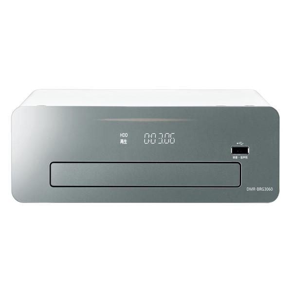 【送料無料】PANASONIC DMR-BRG3060 おうちクラウドディーガ [ブルーレイレコーダー (HDD3TB・6チューナー) 4Kアップコンバート対応]