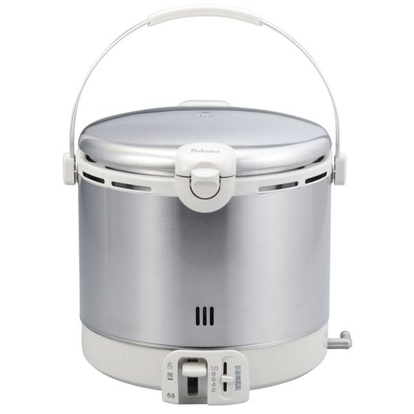 【送料無料】パロマ PR-18EF LP [ガス炊飯器(プロパンガス用・1升炊き) ステンレスタイプ]