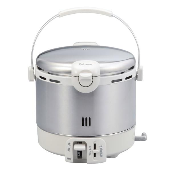 【送料無料】パロマ PR-09EF 13A [ガス炊飯器(都市ガス用・5合炊き) ステンレスタイプ]