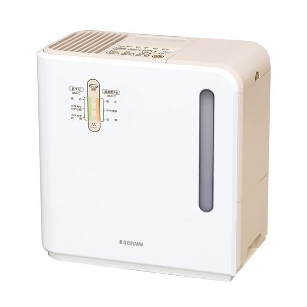 【送料無料】アイリスオーヤマ ARK-700-U ベージュ [ハイブリッド式加湿器(木造~12畳/プレハブ洋室~19畳まで)]