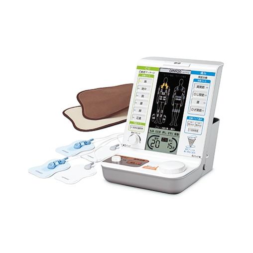オムロン OMRON HV-F9520 電気治療器 肩こり 腰痛 マッサージ 手軽