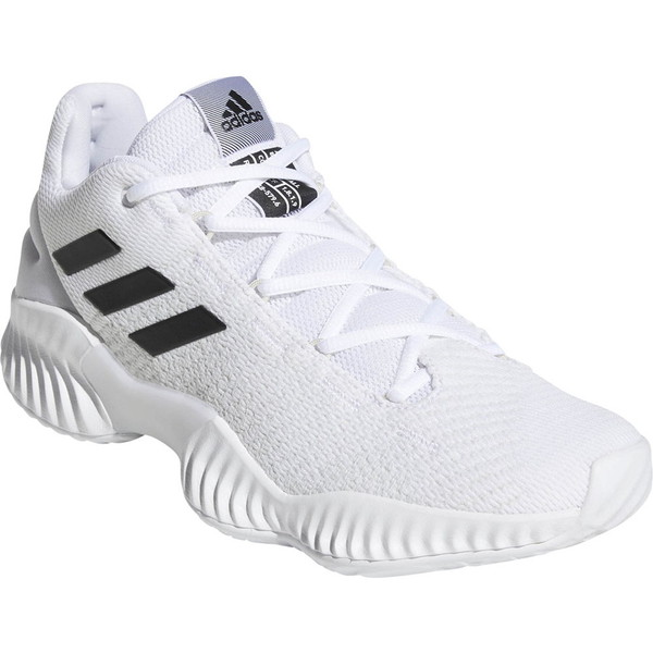 流行に  【送料無料】adidas(アディダス) BB7410 adidas Basketball adidas Basketball PRO 2018 BOUNCE 2018 LOW ランニングホワイト×コアブラック×クリスタルホワイト 270, nisky:11552ff2 --- supercanaltv.zonalivresh.dominiotemporario.com