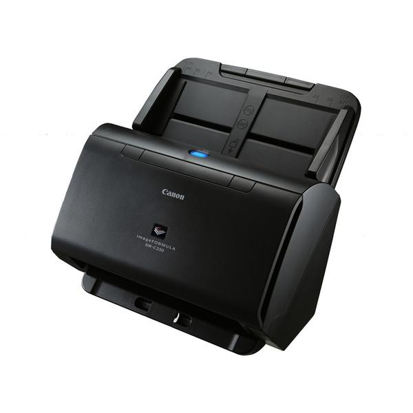 CANON DR-C230 imageFORMULA [ドキュメントスキャナー(A4・600dpi・USB2.0)]