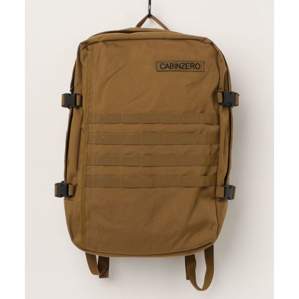 【送料無料】CABIN ZERO CZ09-Sandy Brown MILITARY BACKPACK 44L [トラベルバッグ]