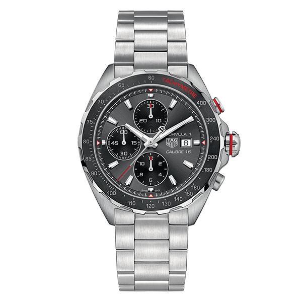 【送料無料】TAG HEUER(タグホイヤー) CAZ2012.BA0876 フォーミュラ1 [自動巻き腕時計(メンズ)] 【並行輸入品】