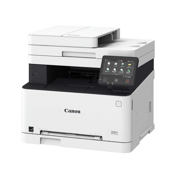【送料無料】CANON MF634CdwS Satera [A4カラーレーザー複合機(FAX/コピー/スキャナ/有線・無線LAN対応)]