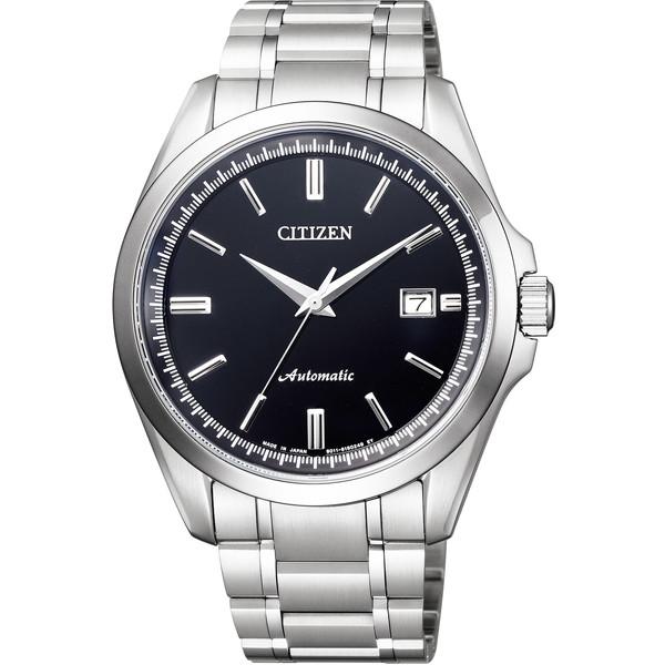 【送料無料】CITIZEN(シチズン) NB1041-84E NB1041-84E ブラック×シルバー Mechanical(メカニカル) [自動巻き+手巻き腕時計 (メンズウオッチ)], ノサカマチ:f08bc1b9 --- sunward.msk.ru