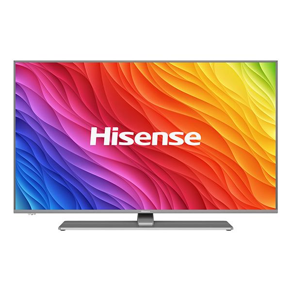 【送料無料】Hisense ハイセンス 50A6500 [50V型 地上・BS・110度CSデジタル 4K対応 液晶テレビ] 50インチ 4kテレビ VOD NETFLIX YouTube TSUTAYA 壁掛け対応 ディスプレイ 裏録 3波 外付けHDD 録画機能 ダブルチューナー HDMI対応 PCモニター ゲーム メーカー保証