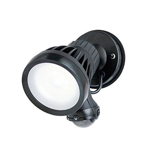 【送料無料】OPTEX LA-10PROLED ブラック [LEDセンサーライト(ON/OFFタイプ)]