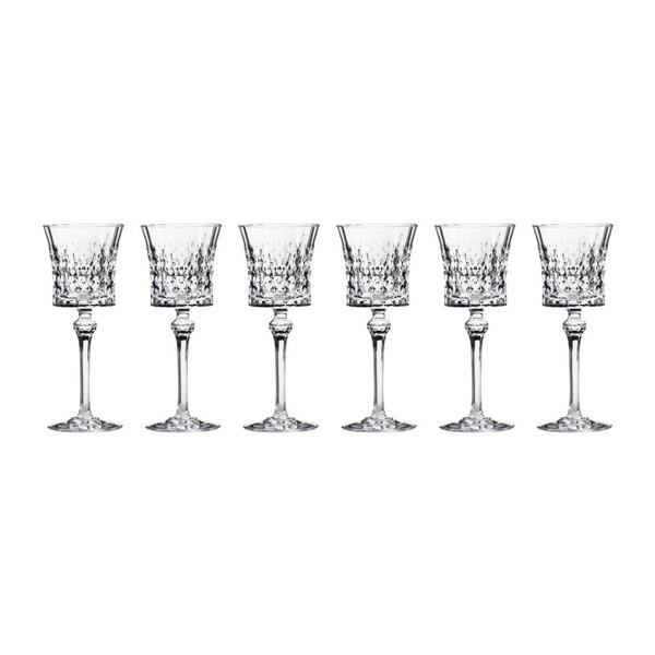【送料無料】クリスタルダルク レディーダイヤモンド ワイン6客セット L9744C L9744C, メアリーココ/ブラックフォーマル:7ab67c29 --- sunward.msk.ru