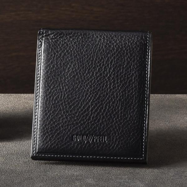 【送料無料】ゴールドファイル 札入 ブラック GPH5220