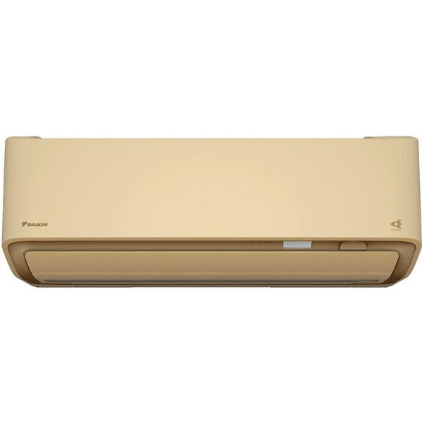 【送料無料】DAIKIN S56WTDXV-C ベージュ スゴ暖 DXシリーズ(寒冷向け) [エアコン(主に18畳用・200V対応・室外電源)]