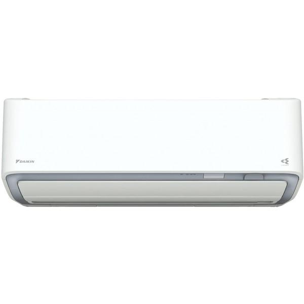 【送料無料】DAIKIN S40WTAXV-W ホワイト AXシリーズ [エアコン(主に14畳用・200V対応・室外電源)]