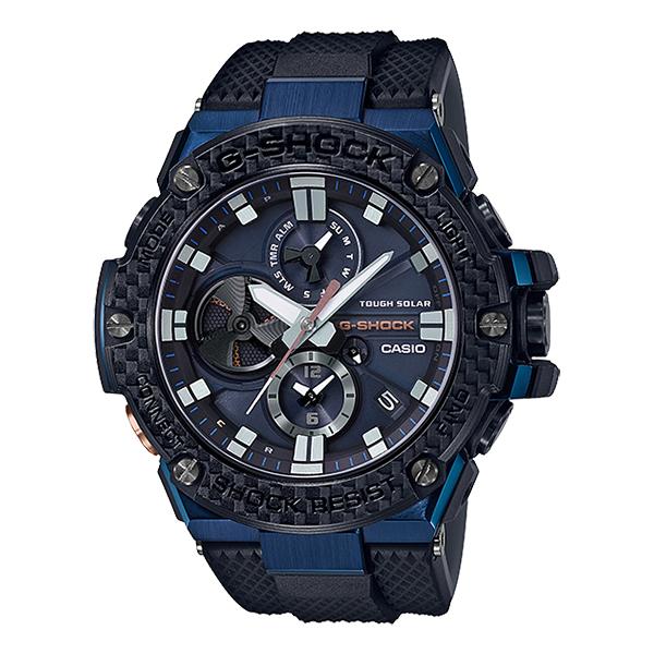【送料無料】CASIO(カシオ) GST-B100XB-2AJF G-SHOCK G-STEEL G-SHOCK G-STEEL [ソーラー腕時計(メンズ)], 雑貨ショップぽけっと:4d3d907b --- sunward.msk.ru