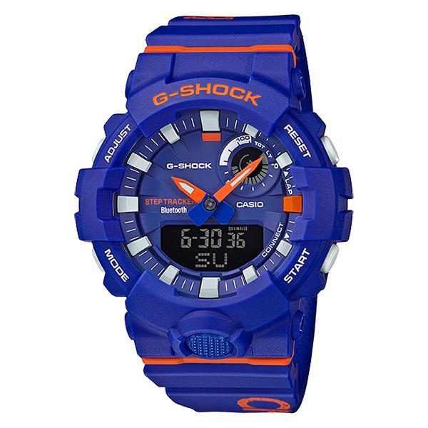 【送料無料】CASIO(カシオ) GBA-800DG-2AJF G-SHOCK ジー・スクワッド [クォーツ腕時計(メンズ)]