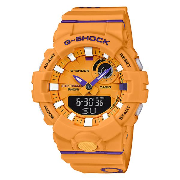 CASIO(カシオ) GBA-800DG-9AJF G-SHOCK ジー・スクワッド [クォーツ腕時計(メンズ)]