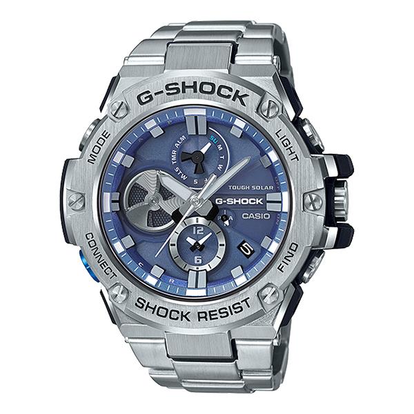 CASIO(カシオ) GST-B100D-2AJF G-SHOCK G-STEEL [ソーラー腕時計(メンズ)]