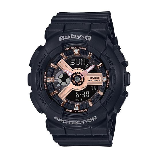 【送料無料】CASIO(カシオ) BA-110RG-1AJF Baby-G [クォーツ腕時計(レディース)]