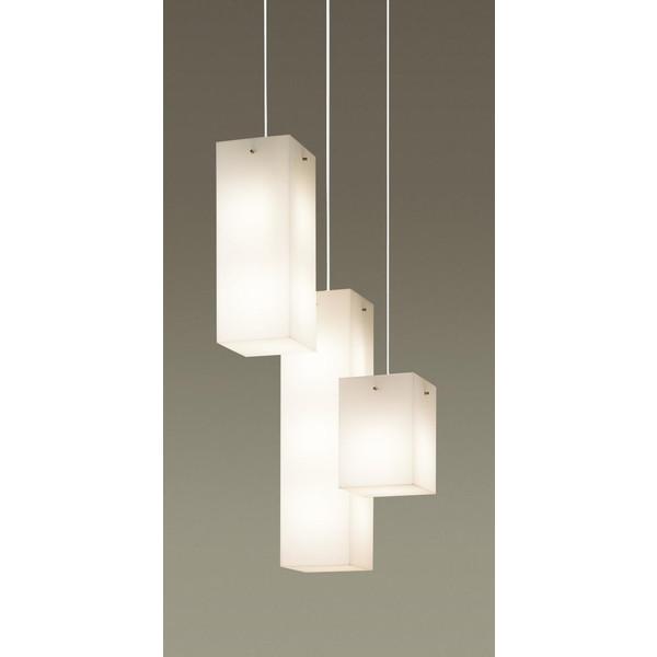 【送料無料】PANASONIC LGB19625WK [吊下型LEDシャンデリア(~10畳/電球色)]