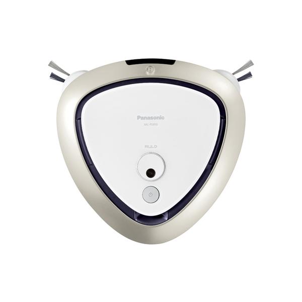 Panasonic MC-RS810-W ホワイト RULO(ルーロ) [ロボット掃除機]