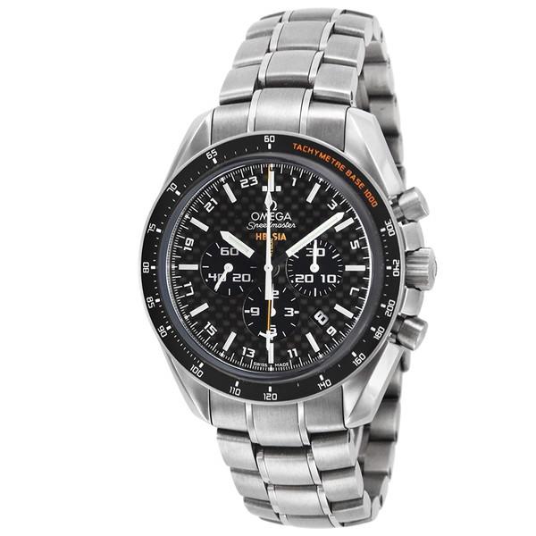 【送料無料】OMEGA 321.90.44.52.01.001 スピードマスター HB-SIA コーアクシャル GMT クロノグラフ [自動巻き腕時計(メンズウォッチ)] 【並行輸入品】
