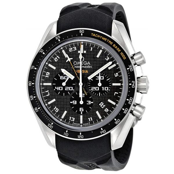 【送料無料】OMEGA 321.92.44.52.01.001 スピードマスター HB-SIA コーアクシャル GMT クロノグラフ [自動巻き腕時計(メンズウォッチ)] 【並行輸入品】