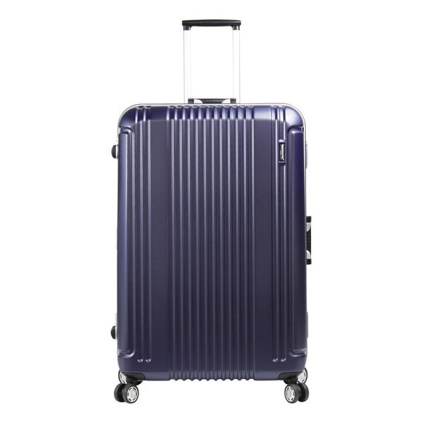 BERMAS PRESTIGEII 4輪フレーム73c(スーツケース) 60267-60 ネイビー 容量:97L
