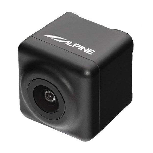 ALPINE HCE-C1000D-PR ブラック [プリウス専用HDRバックビューカメラパッケージ ]