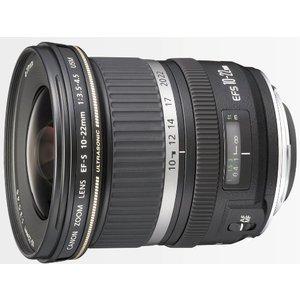 【送料無料】CANON EEF-S10-22mm F3.5-4.5 USM [超広角ズームレンズ]