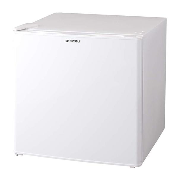 【送料無料】アイリスオーヤマ AF42L-W [冷蔵庫(42L・左開き・1ドア)]