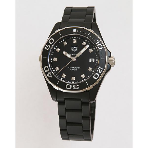 【送料無料】TAG HEUER(タグホイヤー) タグホイヤー アクアレーサー WAY1397.BH0743 [クォーツ腕時計(レディース)] 【並行輸入品】
