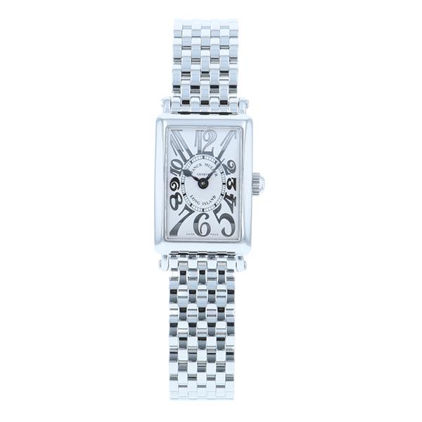 【送料無料】FRANCK MULLER(フランクミュラー) フランクミュラー ロングアイランド 802QZREL [クォーツ腕時計(レディース)] 【並行輸入品】