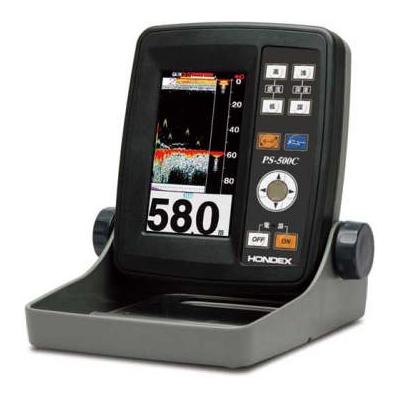 【送料無料】HONDEX PS-500C 4.3型ワイドカラー液晶魚群探知機【クーポン対象商品】