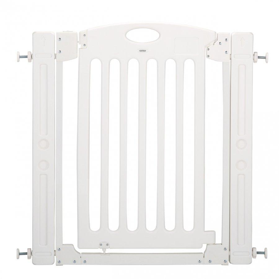 KATOJI 階段上で使えるゲート ホワイト [ベビーゲート]
