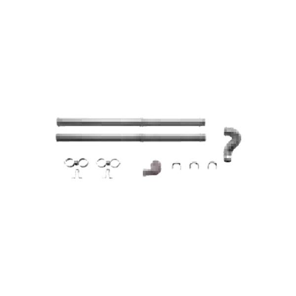 【送料無料】SUNPOT FR-10S4 [FF暖房機・給排気管延長セット(1m延長/ステンレス管使用)]