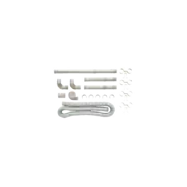 【送料無料】SUNPOT FR-20N [FF暖房機・給排気管延長セット(2m延長/給気ホース使用)]