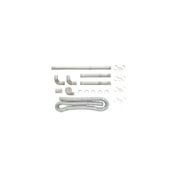 SUNPOT FL-20N [FF暖房機・給排気管延長セット(2m延長/給気ホース使用)]