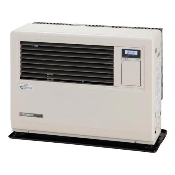 SUNPOT FF-5000BF Q [FF式石油ファンヒーター 別置きタンク式 (木造15畳/コンクリ24畳まで)]