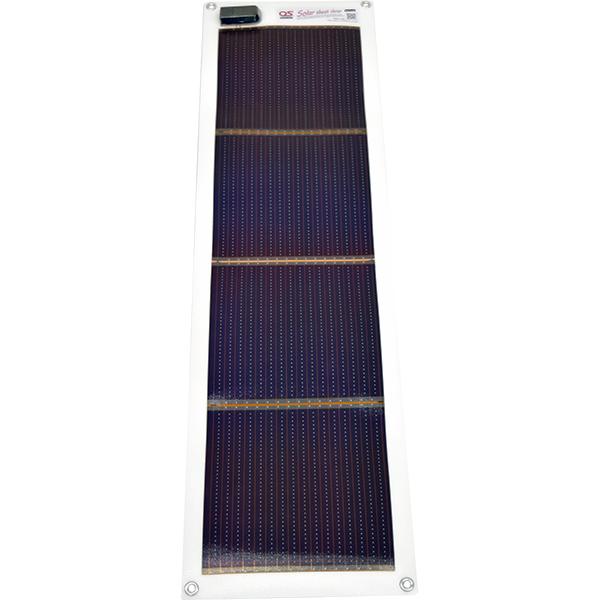【送料無料】どこでも発電 ソーラーシート OS オーエス GN-100 10.8W 充電 バッテリー アウトドア キャンプ 夏フェス 災害時 持ち運び簡単